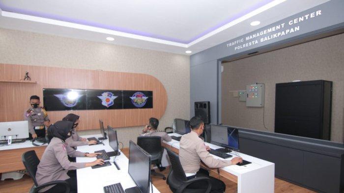 Jadwal Launching Tilang Elektronik di Balikpapan, Kesiapan Back Office Kini Kurang10 Persen