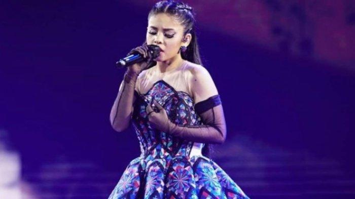 Rimar Juara Indonesian Idol, Versi Marion Jola, Kontestan dengan Mata Tertajam: Very Internasional