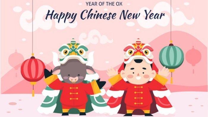 Kumpulan Ucapan Selamat Tahun Baru Imlek 2021, Artinya Penuh Makna, Cocok Posting di Media Sosial