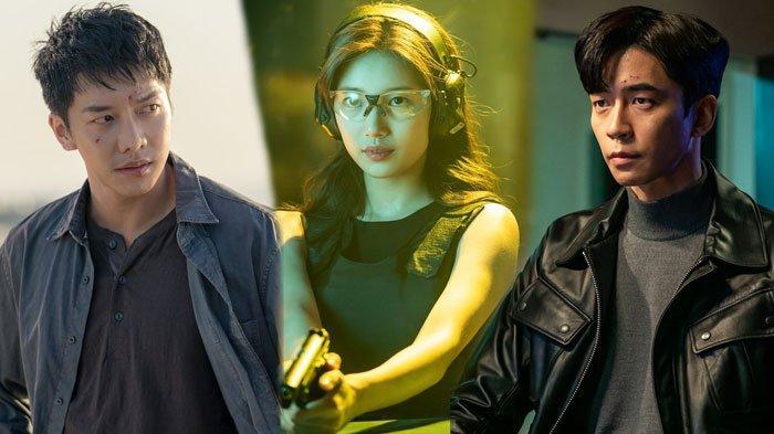 Jelang Tayang, Drama Korea Vagabond Rilis Poster Terbaru Lee Seung Gi, Suzy, Shin Sung Rok dkk