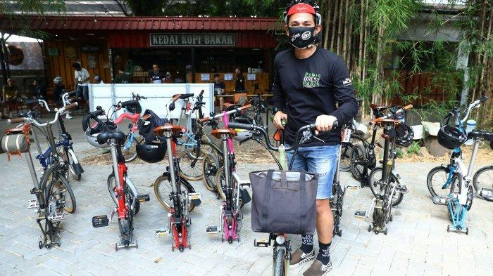 Kepincut Sepeda Lipat Brompton Inggris, Cerita Gowes Rute Bekasi Bandung Jogja, Pilih Tipe Explore
