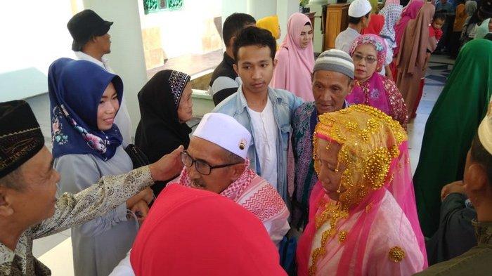 177 Jemaah Haji Asal Kutim Tiba di Sangatta