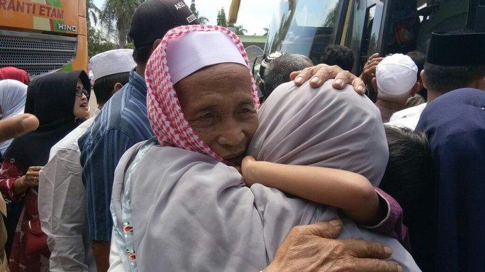 Jelang Kedatangan, Seorang Jemaah Haji Kukar Dilarikan ke Rumah Sakit