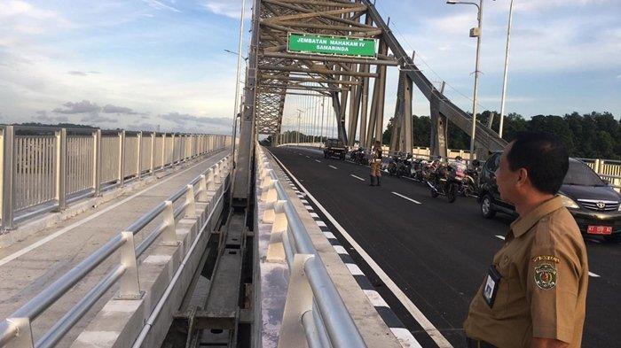 Kamis 2 Januari Jembatan Mahakam IV Diresmikan Gubernur Kaltim, Belum Dapat Rekomendasi Tim KKJTJ