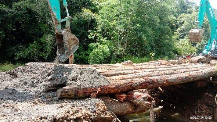 Pemprov Kaltara Serius Bangun Perbatasan, Seperempat Anggaran Bina Marga untuk Jalan di Krayan