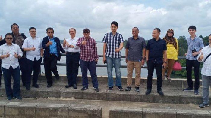 Jadi Perhatian Presiden, Waskita Tol Road Kunjungi Jembatan Pulau Balang