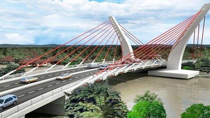 Presiden Jokowi Minta Jembatan di Banjarmasin ke Kalimantan Tengah Segera Dibuka