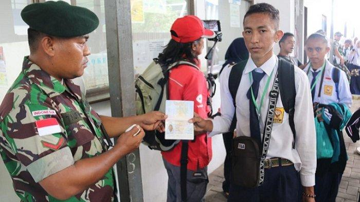 Cegah Covid-19, Irianto Surati Ketua Menteri Sabah Hentikan Pemulangan TKI Lewat Nunukan