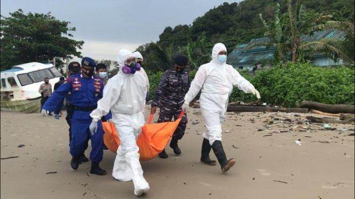 Mayat Ditemukan di Bibir Pantai Semayang Balikpapan, Khosyin Diduga Lompat Dari Kapal