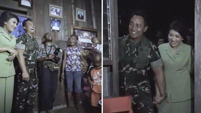 Gerebek Rumah Prajuritnya, Jenderal Bintang 4 Tak Segan Merendah Depan Keluarga: Saya Satu Kantornya