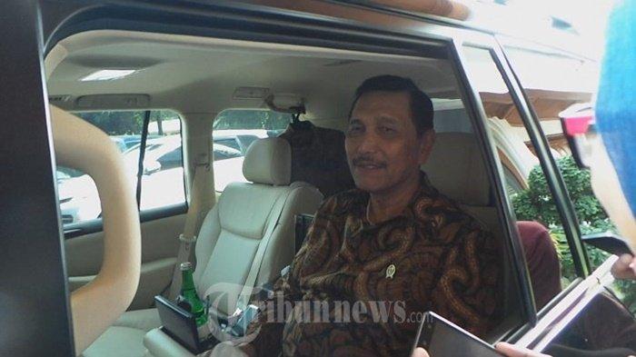 Luhut Binsar Pandjaitan ingin Kasus Penyerangan Wiranto jangan Dibesar-besarkan