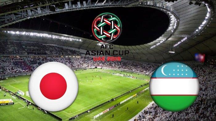 Piala Asia 2019 - Prediksi Susunan Pemain Jepang vs Uzbekistan di Penentuan Juara Grup F Malam Ini
