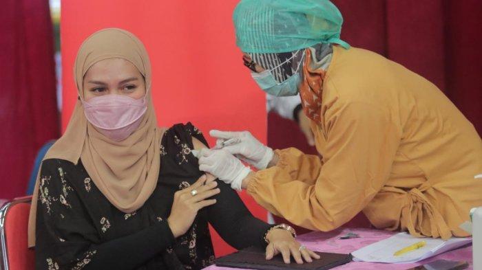 2 Perusahaan Media di Balikpapan Laksanakan Vaksinasi Covid-19 Dosis Pertama