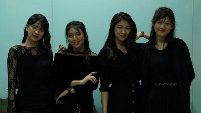 Penggemar Menunggu dan Teriak-teriak, Begini Kesan Empat Member JKT48 4 saat di Balikpapan