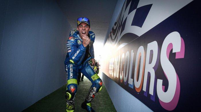 Jam Tayang & Jadwal MotoGP Inggris 2021: Main PS, Jadi Modal Joan Mir Raih Kemenangan di Silverstone