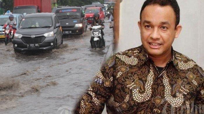 Rocky Gerung Hingga Mardani Ali Sera Respon Kritik Banjir ke Anies Baswedan, Singgung Soal Lupa Diri