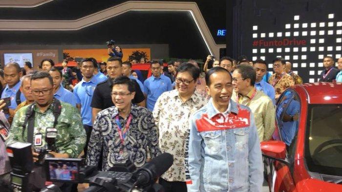 Ditanya Soal Nasib Esemka, Jokowi Beri Jawaban Ini