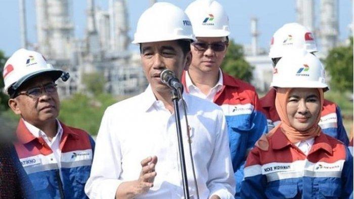 Reunian di Tuban, Jawab Ahok saat Jokowi Tantang Kurangi Impor BBM, Singgung Penyalahgunaan Subsidi