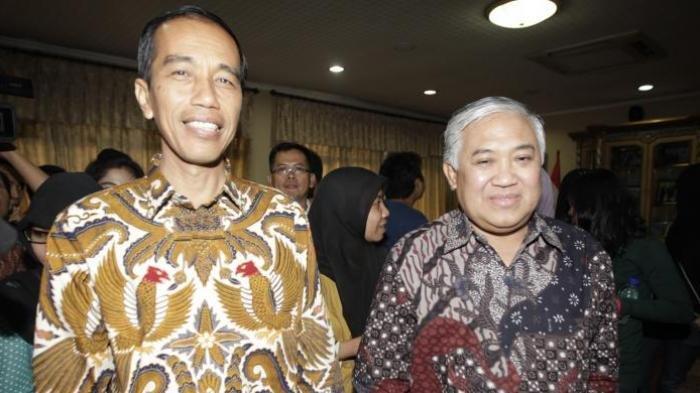 Ajakan Jokowi Minta Dikritik Dianggap Din Syamsudin Hanya Sekadar Basa-basi, Minta Bukti Lebih dulu