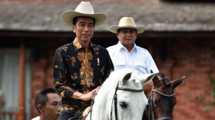 Jokowi dan Prabowo Sama-sama Belum Umumkan Cawapres, Ini Prediksi Gerindra