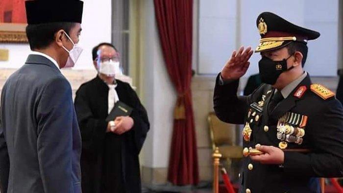 Siapa Sangka! Terungkap Inilah Sebenarnya Pekerjaan Ayah Kapolri Jenderal Listyo Sigit Prabowo