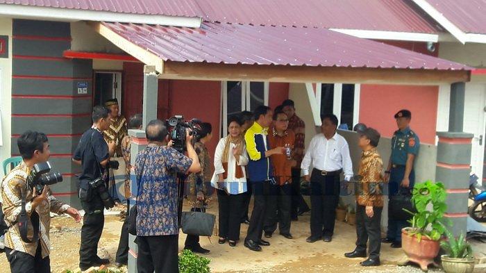 Pengembang Rumah Murah Mengeluh, Jawaban Presiden Jokowi: Kalau Mau Untung Banyak Jangan Bangun Ini