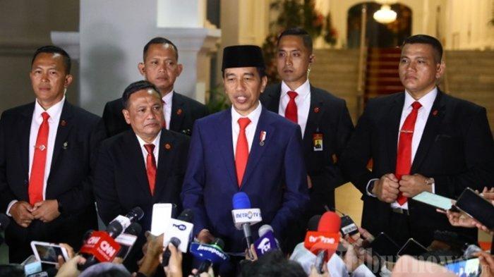 Tamu Undangan Jokowi-Maruf Amin Curi Perhatian, dari Utusan Donald Trump Hingga Pangeran Brunei