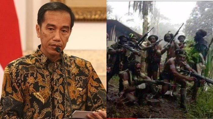 KKB Papua Terjepit, Ini Misi Khusus Presiden Jokowi ke TNI-Polri, Kopassus Langsung Turun Tangan