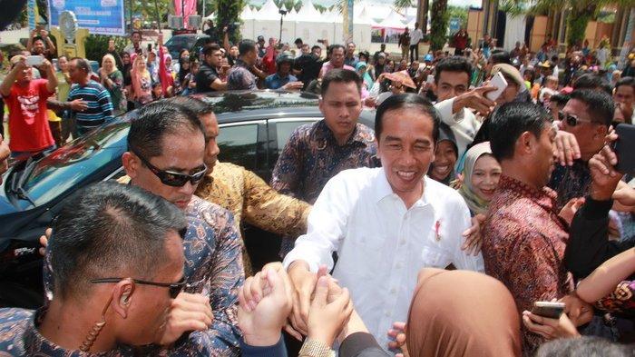Berikut 7 Fakta Kunjungan Presiden Jokowi ke Tanjung Selor, yang Terakhir Bikin Bangga!