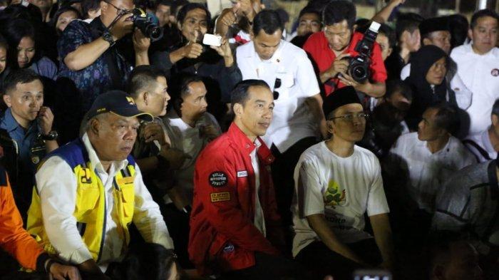 Instruksi Presiden kepada Wiranto Tangani Gempa dan Tsunami Sulteng