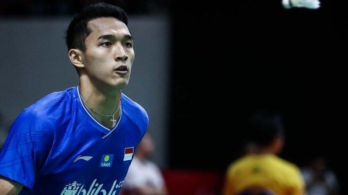 Tampil Jeblok di All England 2020, Jonatan Christie Masih Trauma Badminton Asia Team Championship?