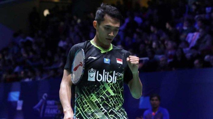 Hasil Indonesia Masters 2020 Tuan Rumah Loloskan 7 Wakil, Jonatan Christie Ungkap Rahasia Kemenangan