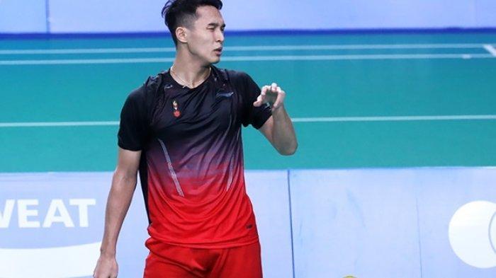 Jadwal Final Badminton Beregu Putra SEA Games, Tonton Aksi Jonatan Christie dkk dari RCTI+ Gratis