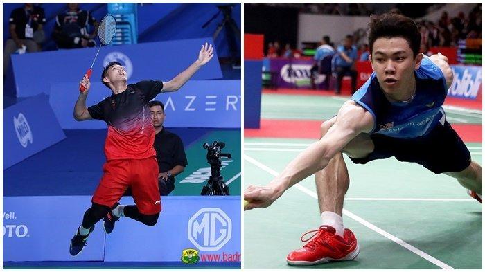 Final Badminton Beregu Putra SEA Games 2019 Indonesia vs Malaysia, Ini Peluang Jonatan Christie dkk