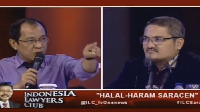 Kena 'Jebak' Akbar Faisal, Begini Balasan Jonru di Facebooknya