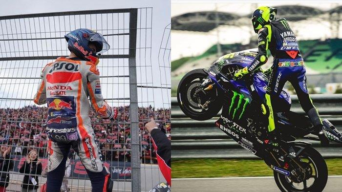Resmi, Eks Tandem Marc Marquez Gabung ke Yamaha Jelang MotoGP 2020, Valentino Rossi Pensiun?