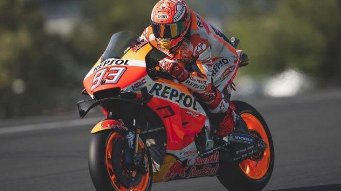 MotoGP Thailand 2019, Reaksi Marc Marquez Soal Penentuan Juara Dunia di Sirkuit Buriram