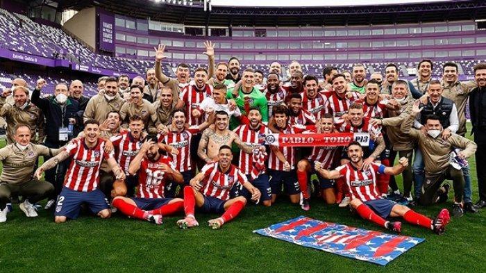 Hasil & Klasemen Liga Spanyol: Putus Dominasi Barcelona dan Real Madrid, Atletico Juara La Liga