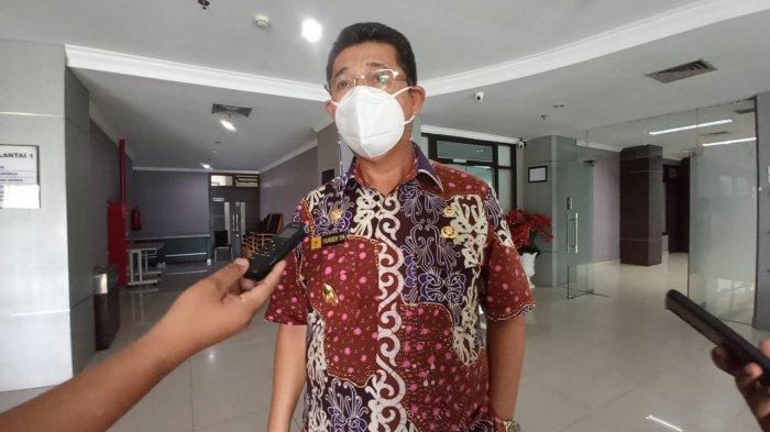 Wagub Kaltara Yansen Tipa Padan Ingin Kantor Gubernur Kalimantan Utara Dihiasi Ornamen Budaya Lokal