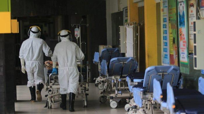 RSUD Beriman Balikpapan Hanya Rawat 6 Pasien Covid-19, Rumah Sakit Rujukan Lengang