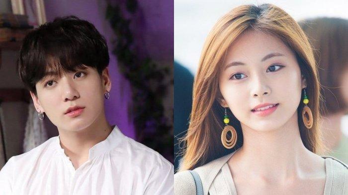 Jungkook BTS dan Tzuyu TWICE Digelari Wajah Tertampan dan Tercantik Tahun 2019 Versi TC Candler