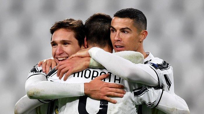 UPDATE Hasil dan Klasemen Liga Champions, Barcelona & Juventus Menang Mudah, Man United Tamat!