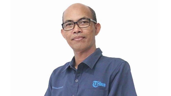 Innalillahi, Jurnalis Senior Tribun Kaltim Achmad Bintoro Meninggal Dunia Hari Ini