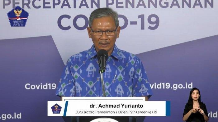Bukan Hanya Hapus New Normal, Achmad Yurianto Beber Istilah Pengganti ODP, PDP dan OTG Virus Corona