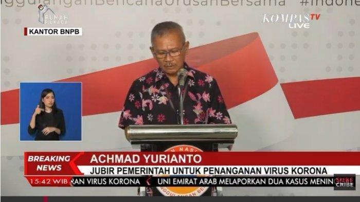 Info Terbaru: Jumlah Positif Corona di Indonesia Melonjak Jadi 450 Orang, yang Wafat Juga Meningkat