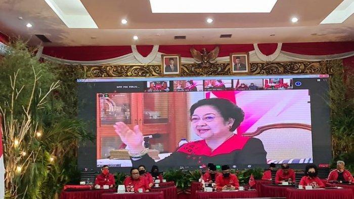 Blak-blakan, Sorot yang Ngebet Jadi Pengganti Jokowi, Megawati Ajak Tanding Lagi di Pilpres 2024