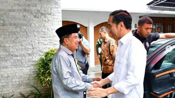Selain Soal Tugas Wapres, Jusuf Kalla Juga Bakal Ungkap Fasilitas yang Didapatkan Pada Maruf Amin