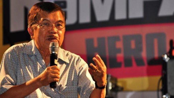 Vonis Setya Novanto Lebih Rendah dari Tuntutan Jaksa, Ini Keprihatinan Jusuf Kalla