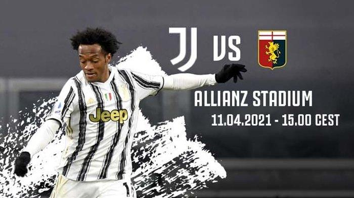 Link Live Streaming Liga Italia Malam Ini, Juventus vs Genoa, Asa Pirlo Jaga Marwah Bianconeri