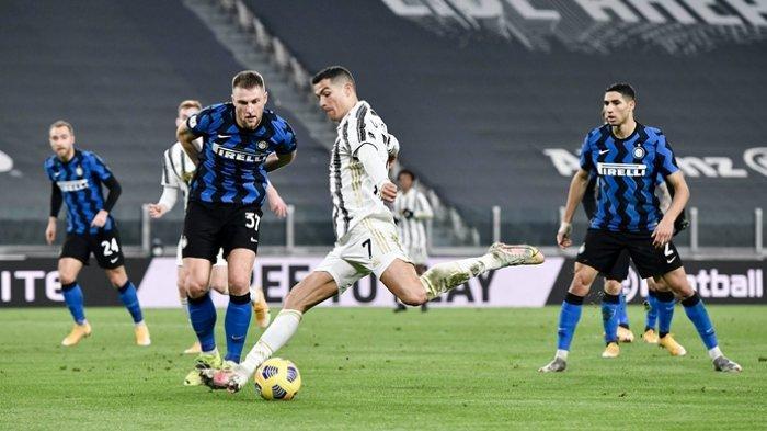 Pirlo Buka-bukaan Bongkar Strategi, TontonSiaran Langsung Liga Italia Verona vs Juventus, RCTI Live